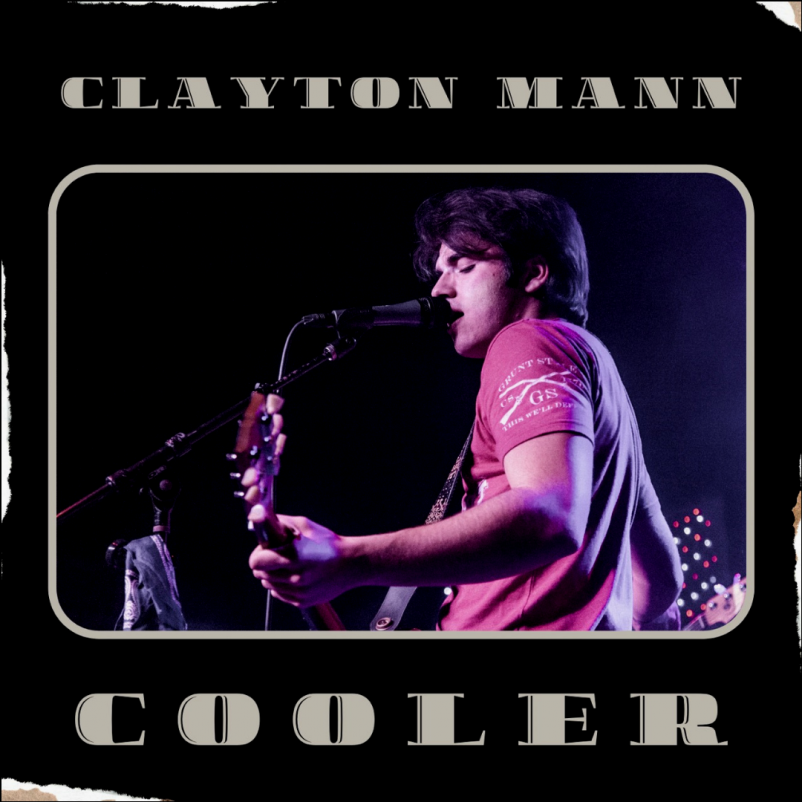 COOLER by CLAYTON MANN