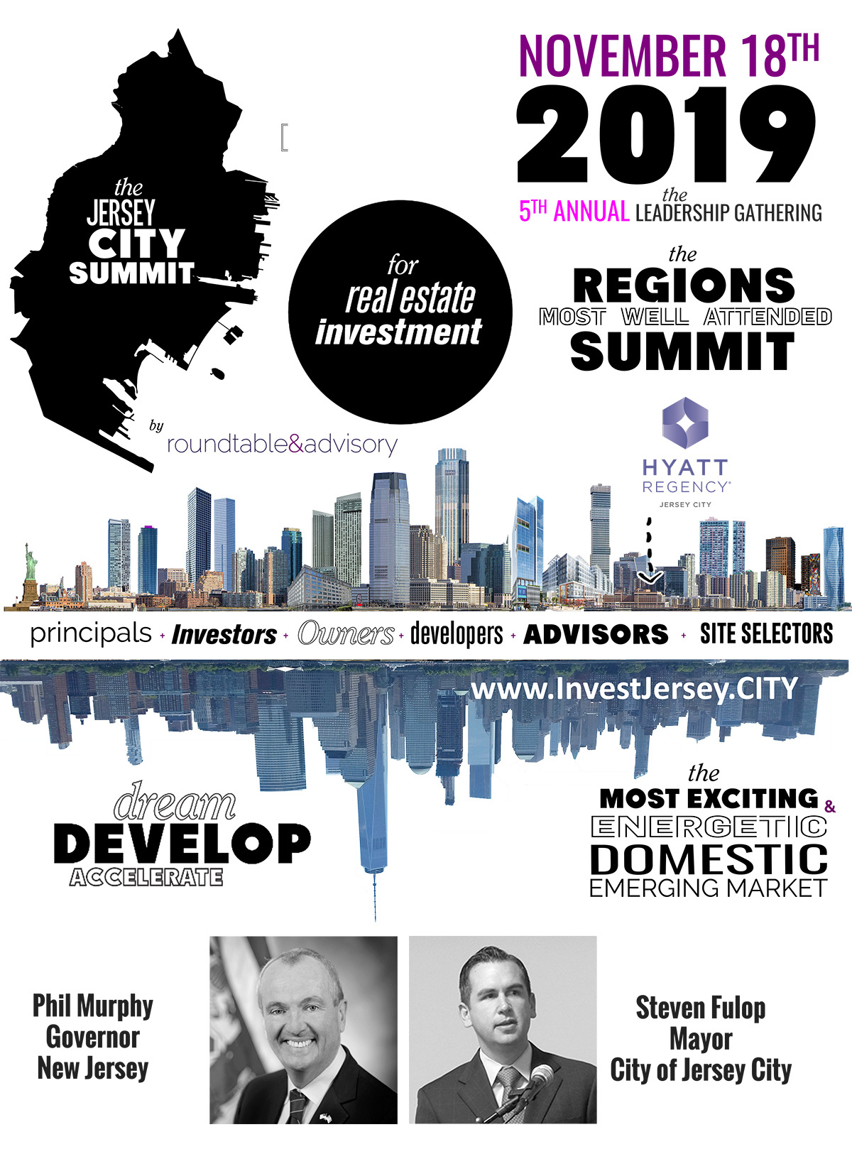 Nov 18, The Jersey City Summit