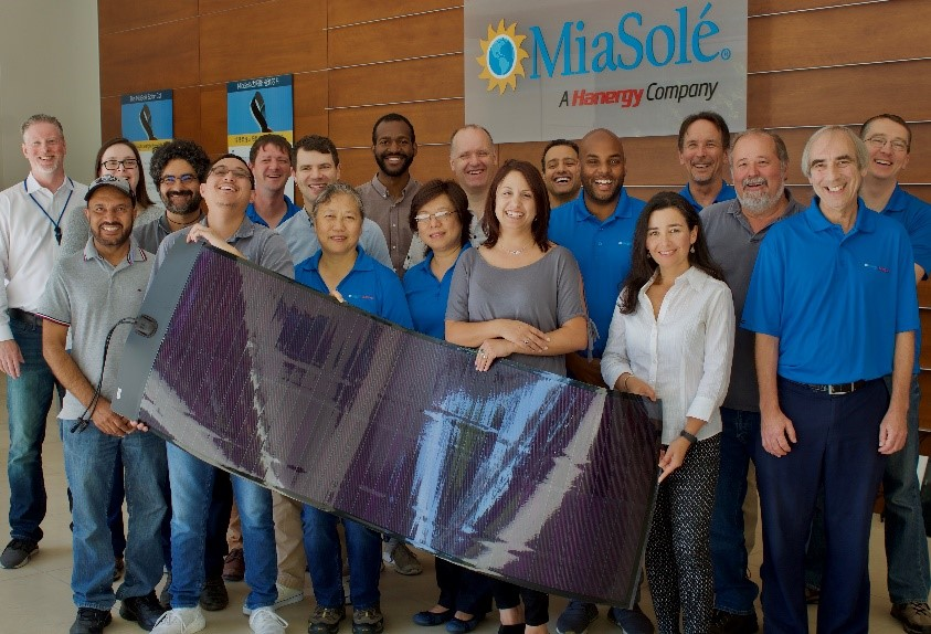 The MiaSolé Resarch and Development Team
