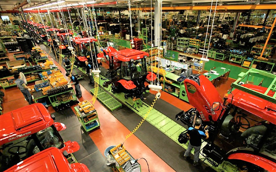 Tym Tractor Factory - Team Tractor Dealer